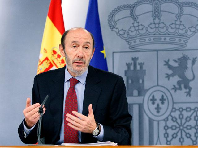 Rubalcaba resta importancia a la encuesta del CIS porque se hizo tras la huelga general
