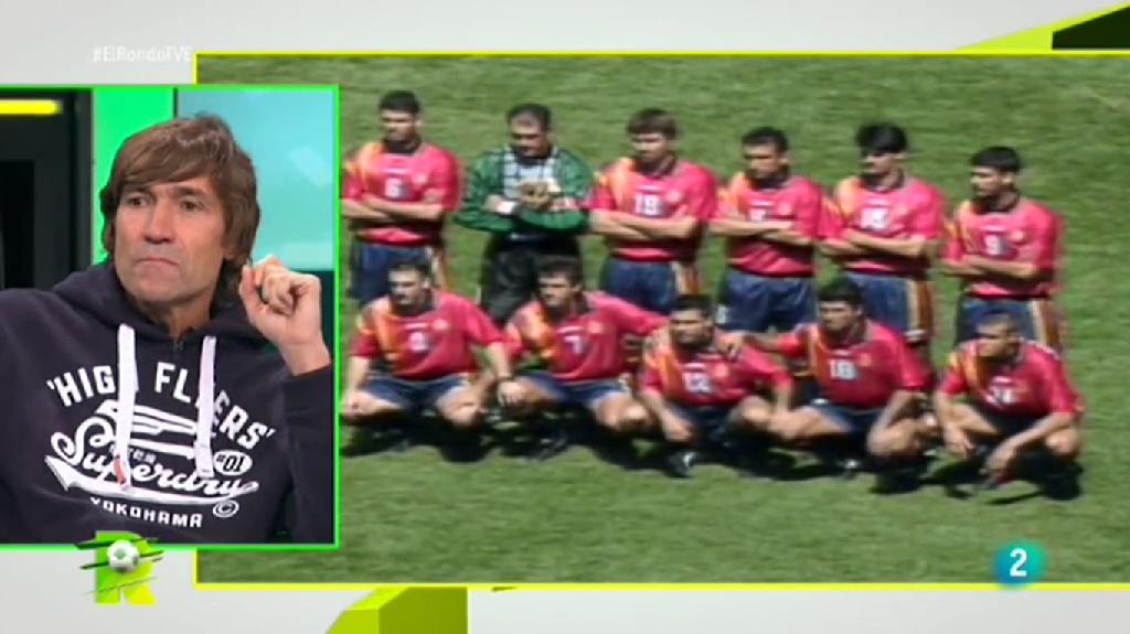 El Rondo - J. Salinas i el Mundial del 94