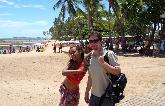 Españoles en el mundo - Salvador de Bahía
