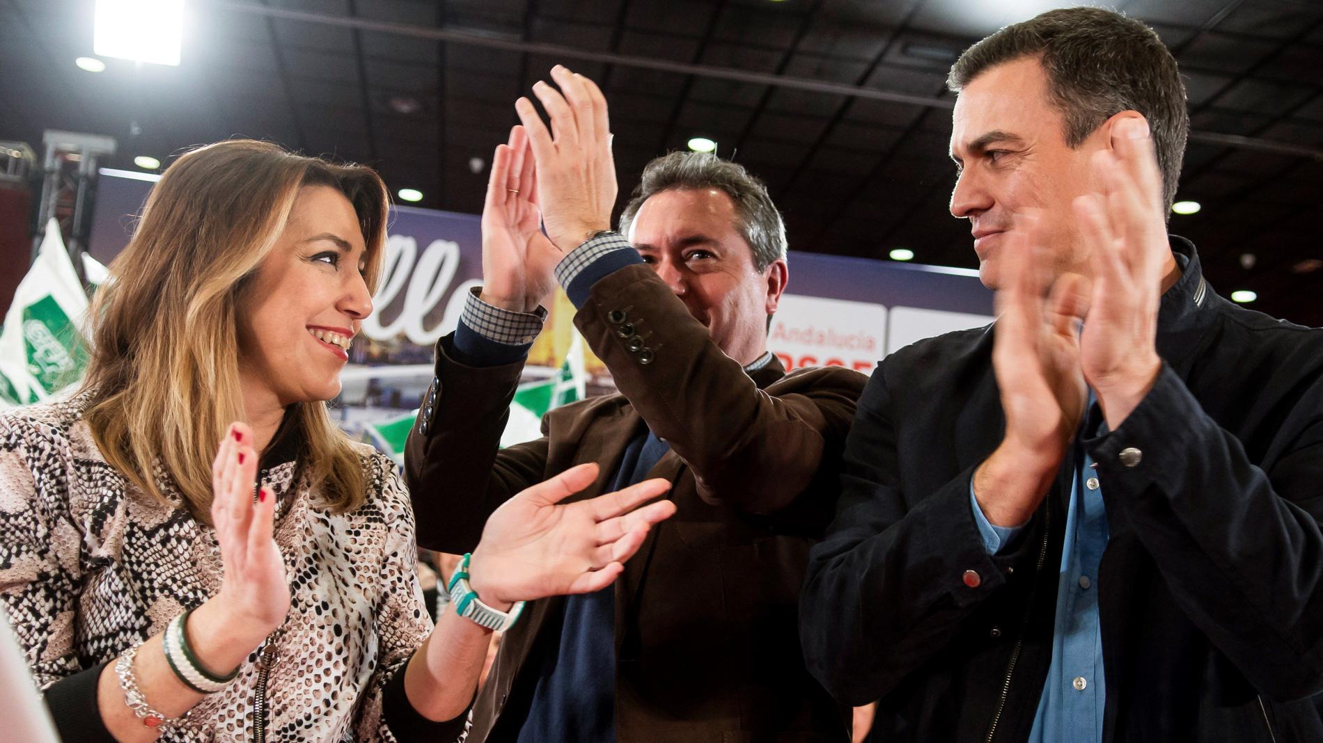 """Sánchez dice que el """"cordón sanitario"""" al PSOE """"lo van a quitar con su voto los españoles"""" el 28 de abril"""