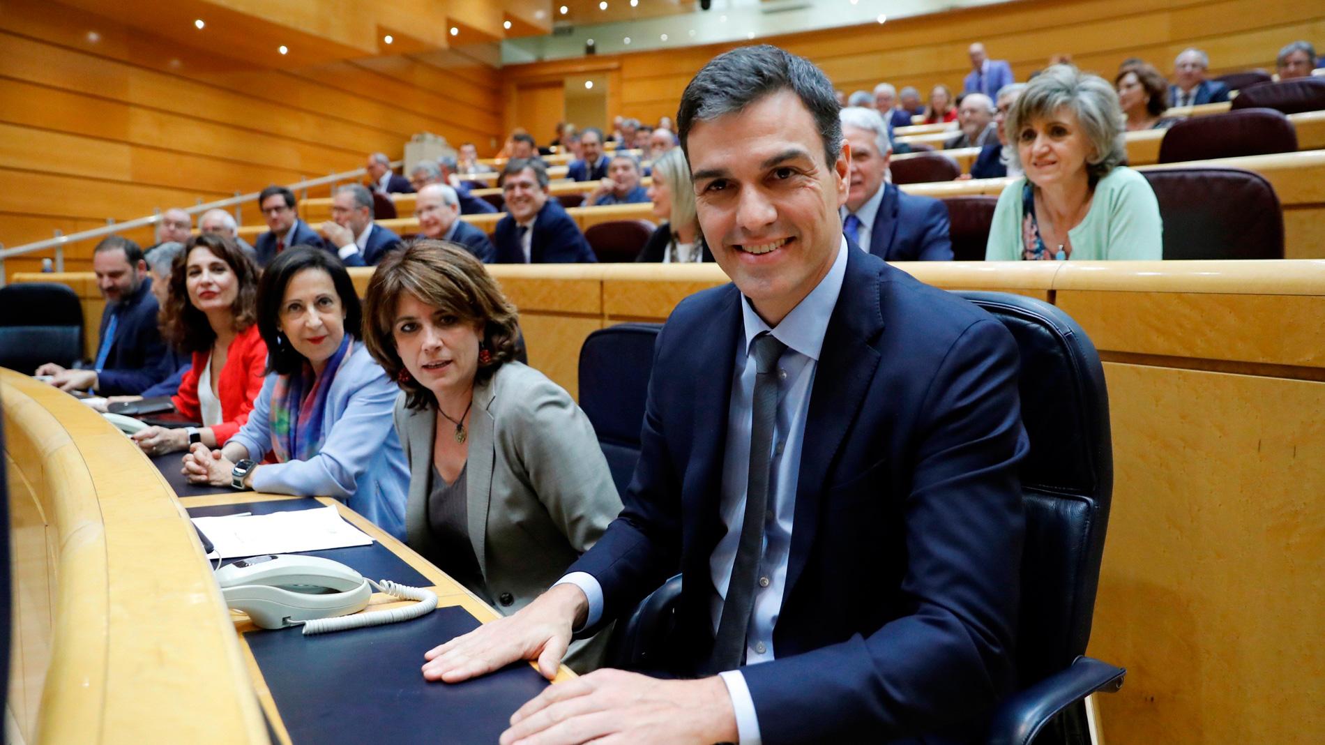 """Sánchez pide al PP que """"no sean adversarios del Estado"""" alimentando la """"confrontación territorial"""""""