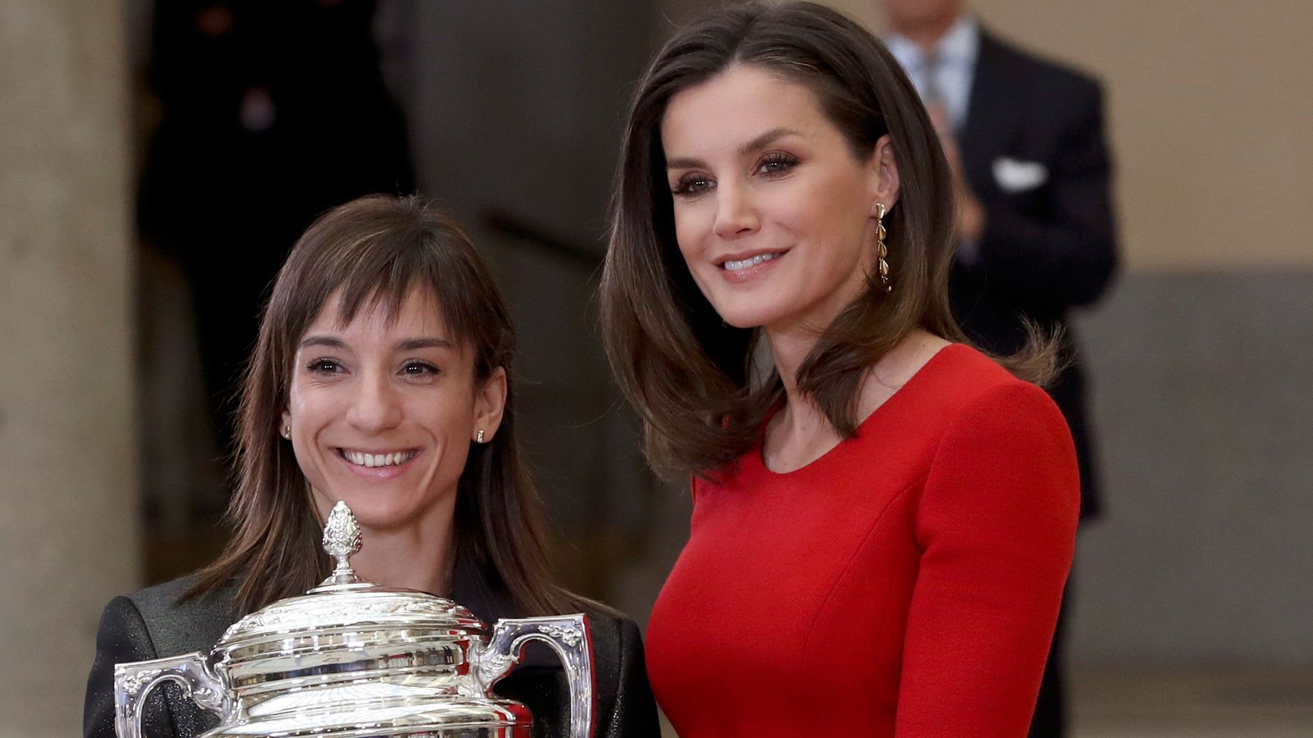 Sandra Sánchez, Nadal, Rahm y María Vicente reciben los Premios Nacionales del Deporte