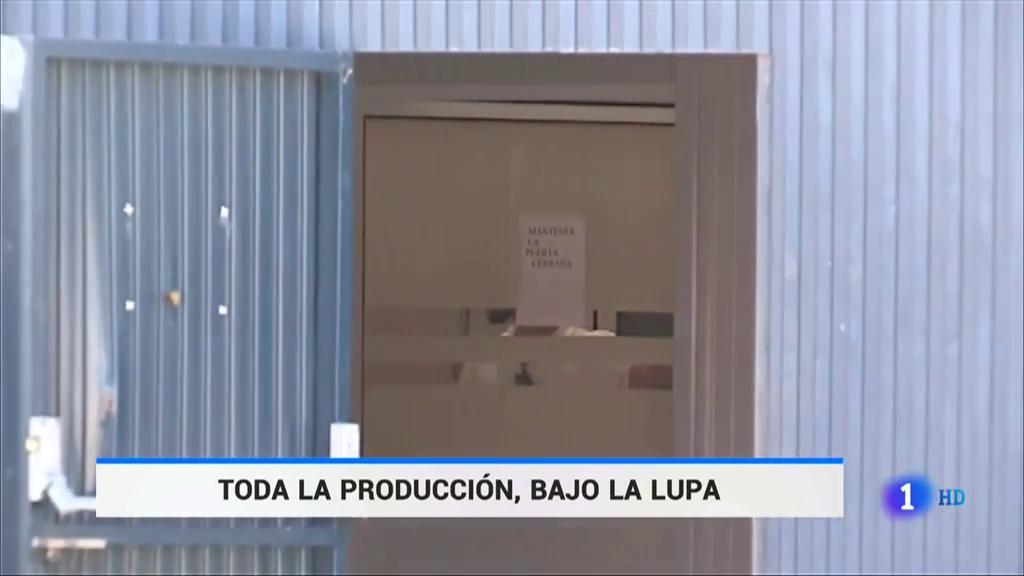 Sanidad apunta a la fábrica como origen del brote de listeriosis y lanza una alerta internacional