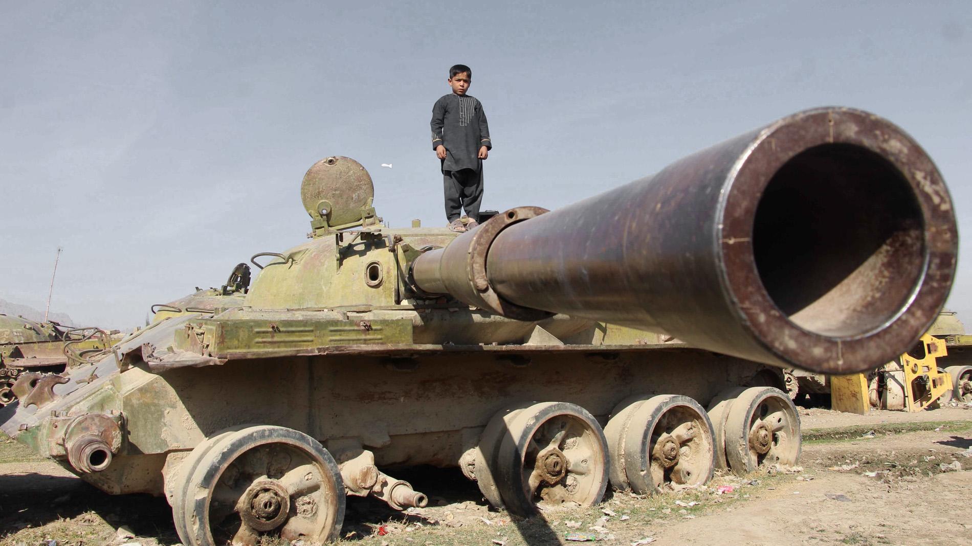 Se cumplen 30 años de la retirada de las tropas soviéticas de Afganistán