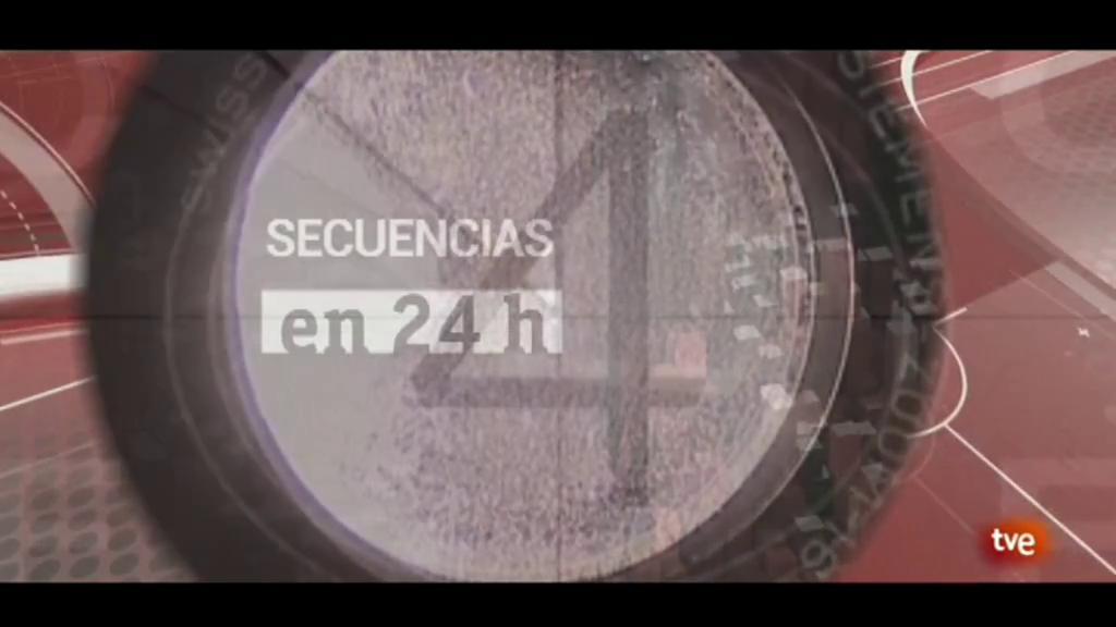Secuencias en 24 h - 07/12/18