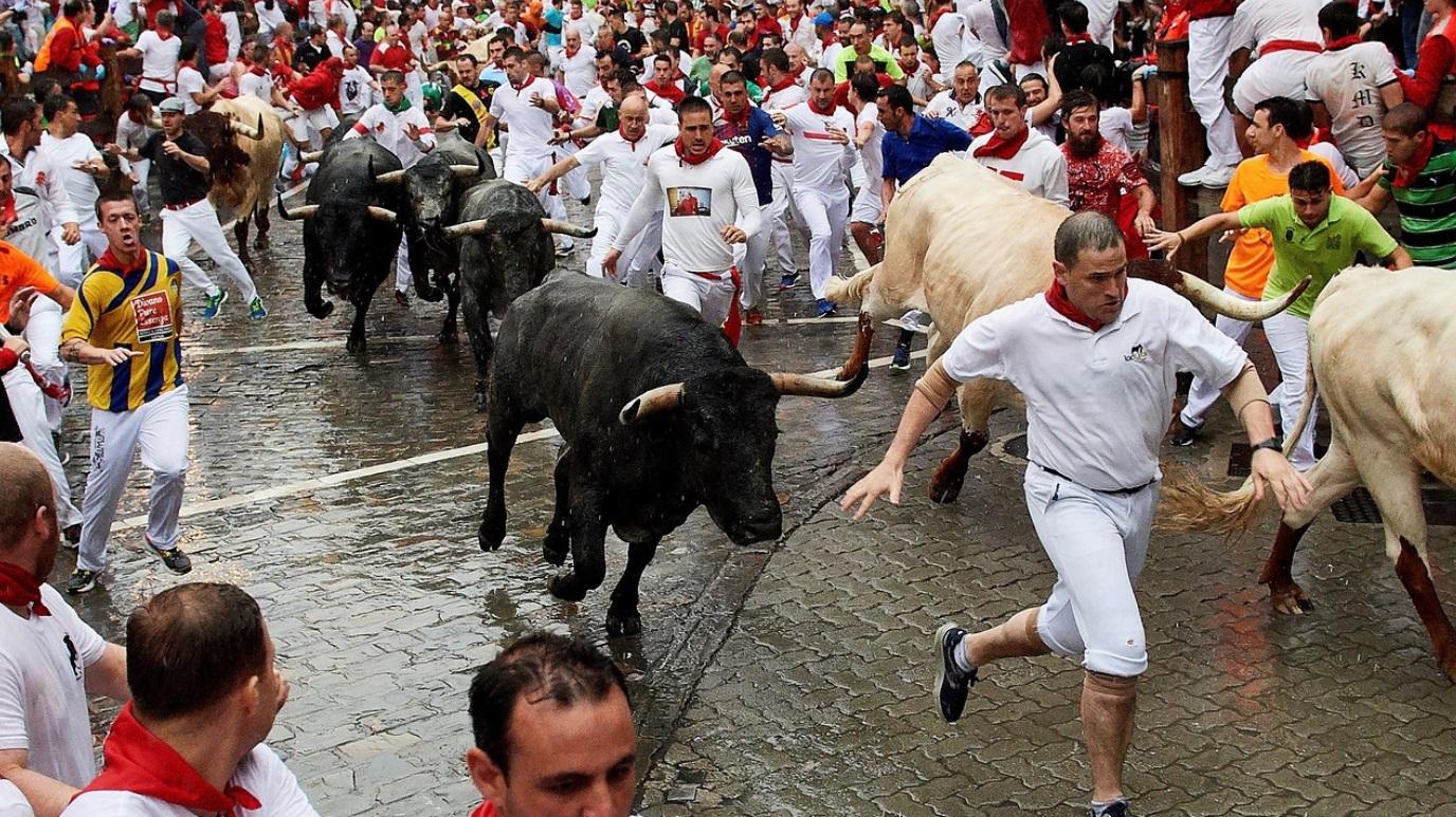 Vive San Fermín - Segundo encierro