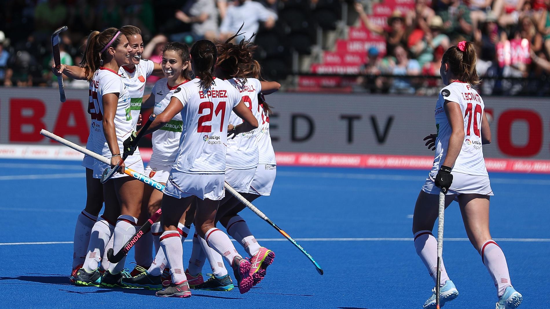 La selección femenina de hockey hierba busca billete para Tokio 2020