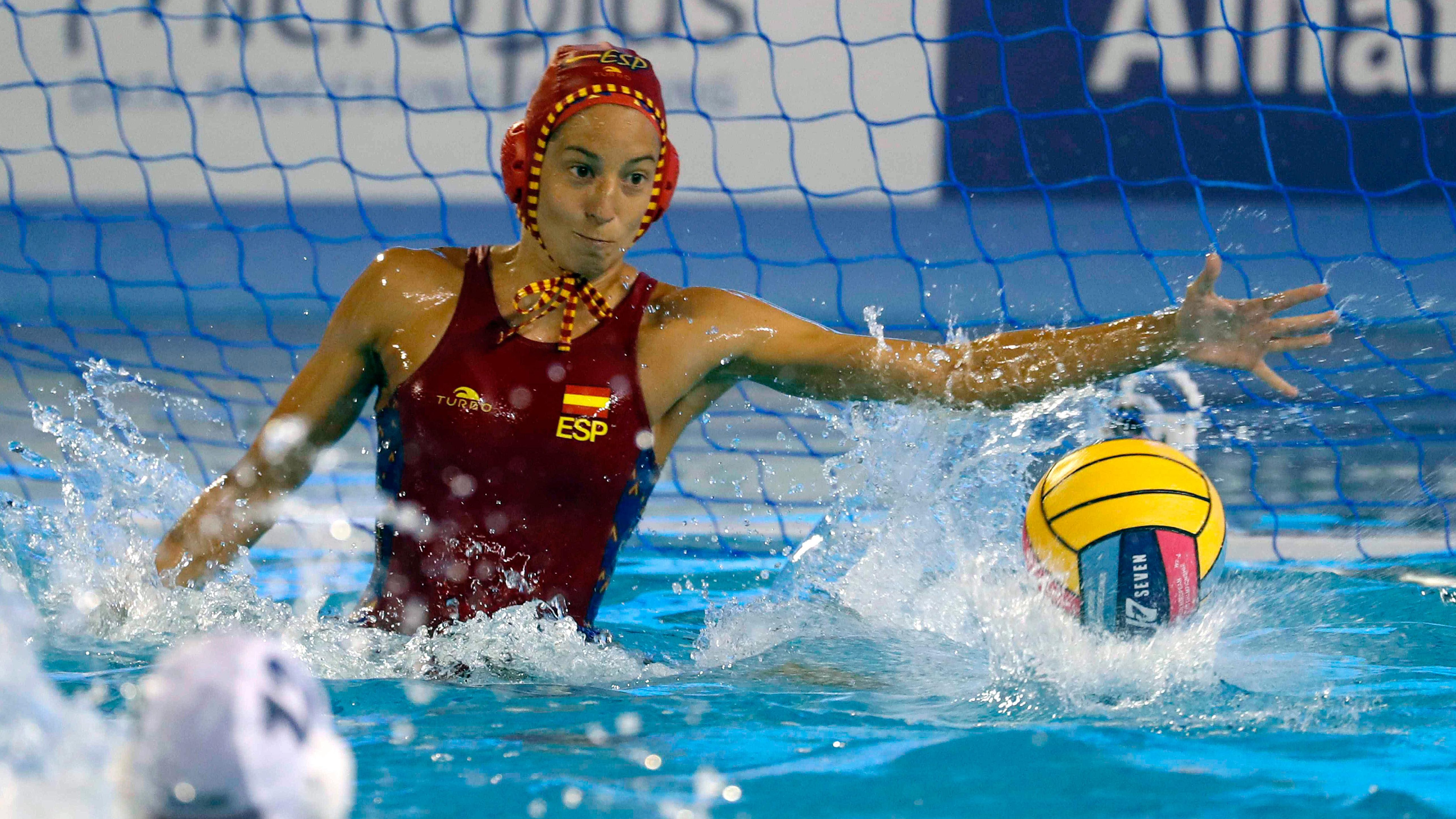 La selección femenina de waterpolo, a por su tercera victoria