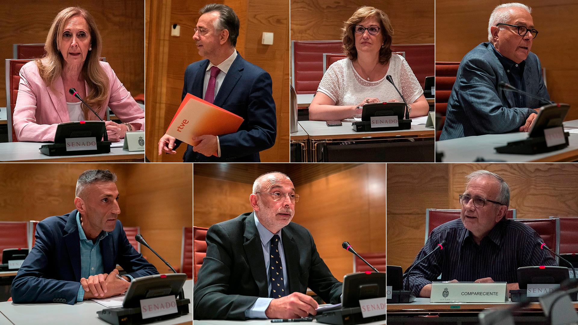 El Senado no logra una mayoría suficiente para renovar la dirección de RTVE