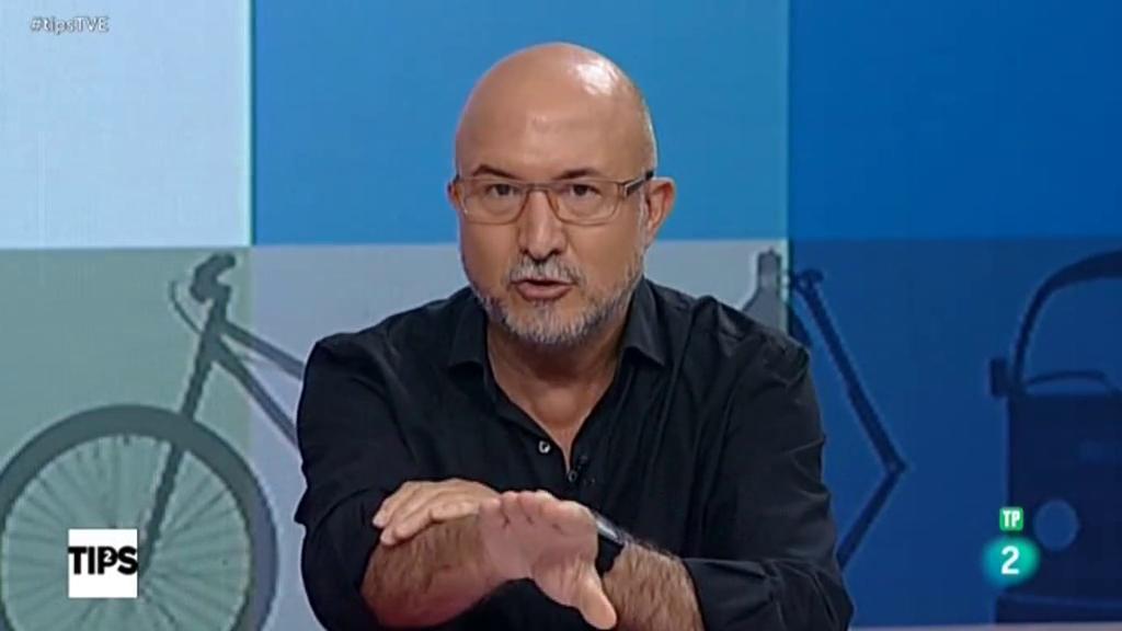 TIPS - Sergi Mas habla sobre los taxis