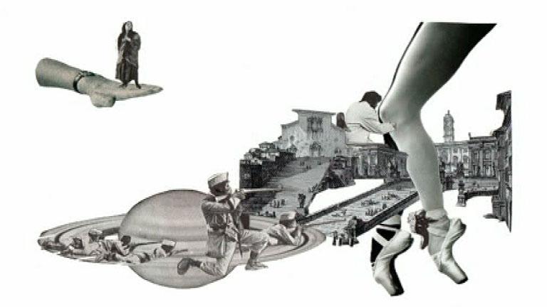 La Aventura del Saber. TVE. Serie 'Boek Visual'. Imanol Buisán