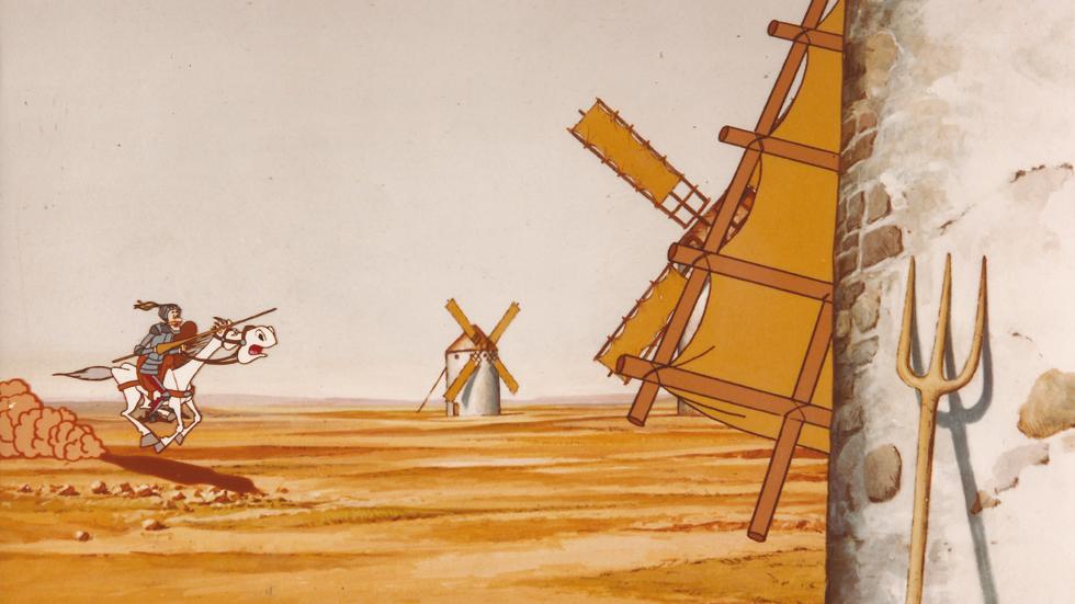 Don Quijote de la Mancha - Serie de dibujos animados 1979