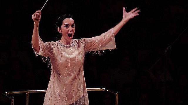 UNED - Silvia Sanz, directora de orquesta - 01/02/19