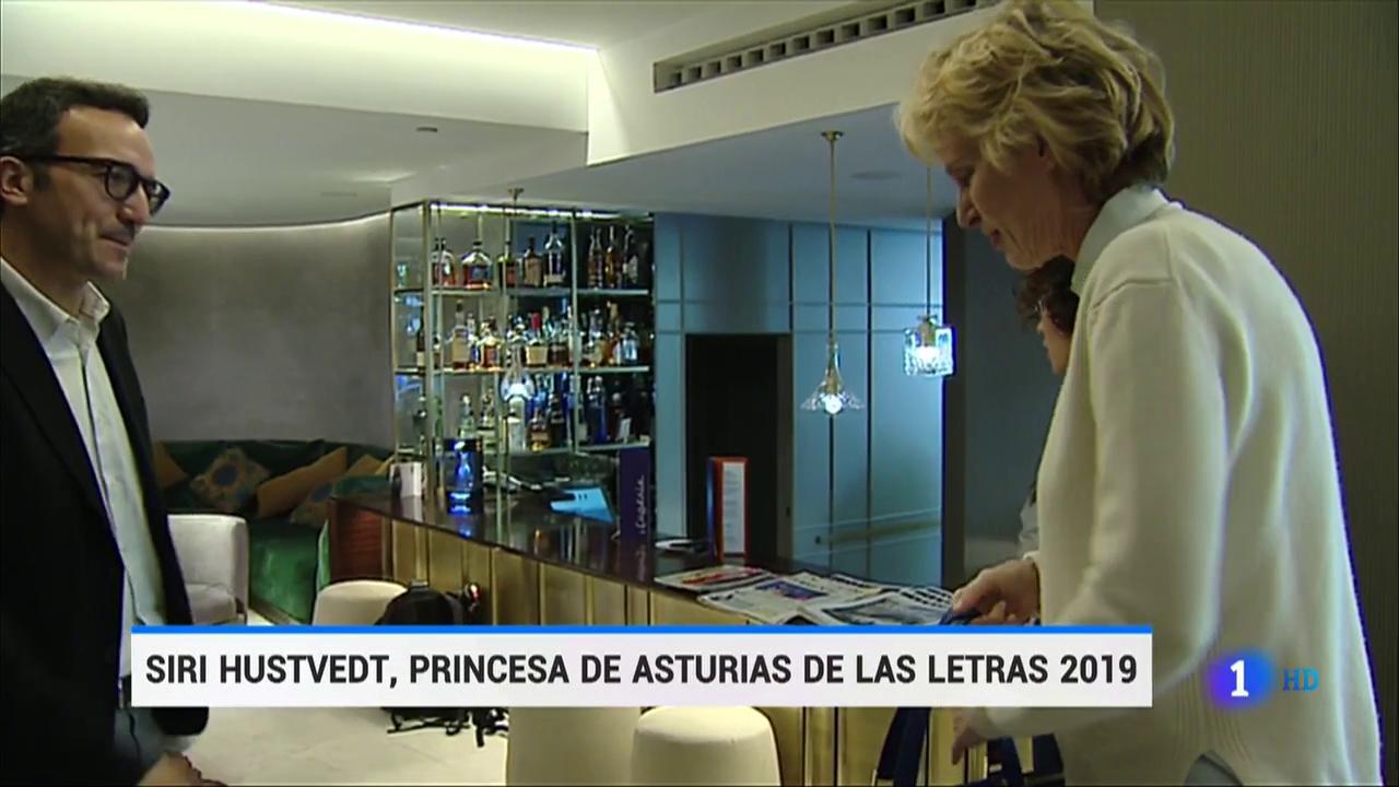 Siri Hustvedt logra el Premio Princesa de Asturias de las Letras con un enfoqueéticoy feminista
