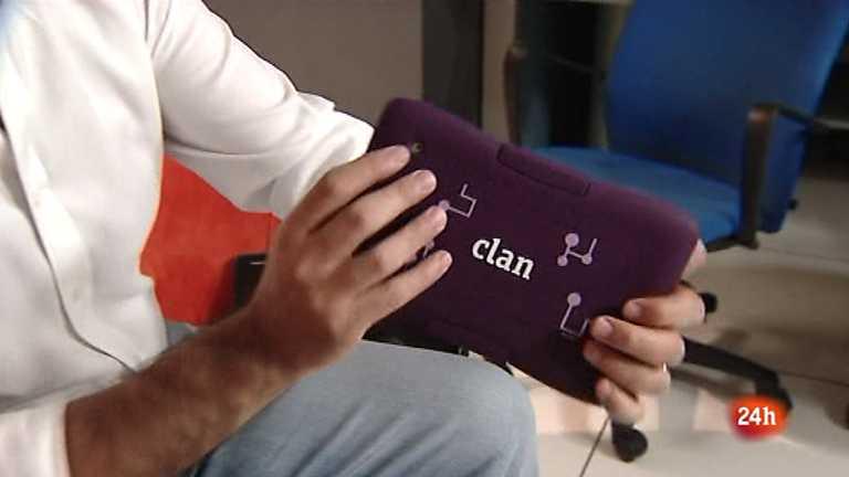 """Zoom Net - Social Point, la tablet de Clan y el festival """"El Chupete 2012"""" - 14/07/12 - ver ahora"""