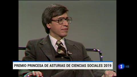 El sociólogo Alejandro Portes, Premio Princesa de Asturias de las Ciencias Sociales 2019