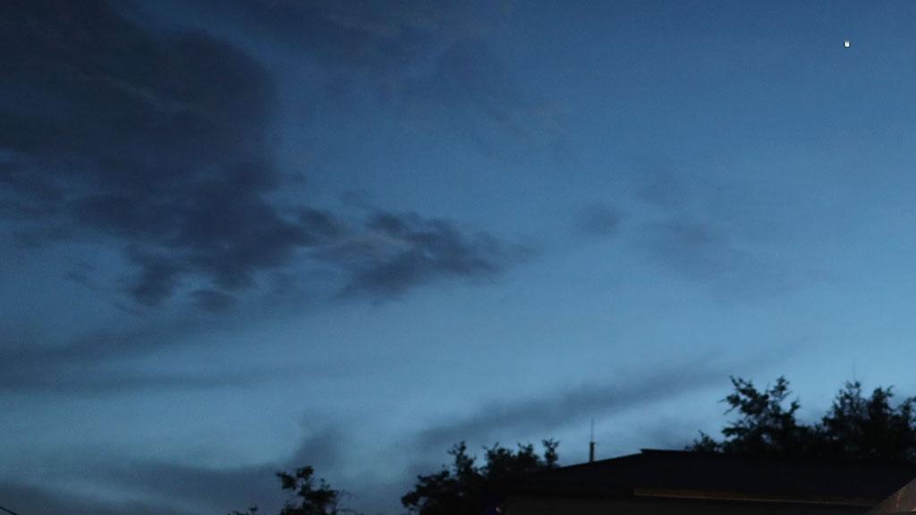 Sol en todo el país y cielos poco nubosos