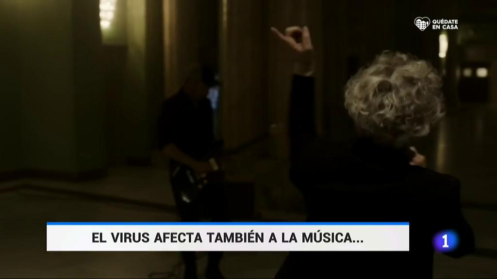 Solo en el sector de la música se han aplazado más de 5.000 conciertos por el coronavirus