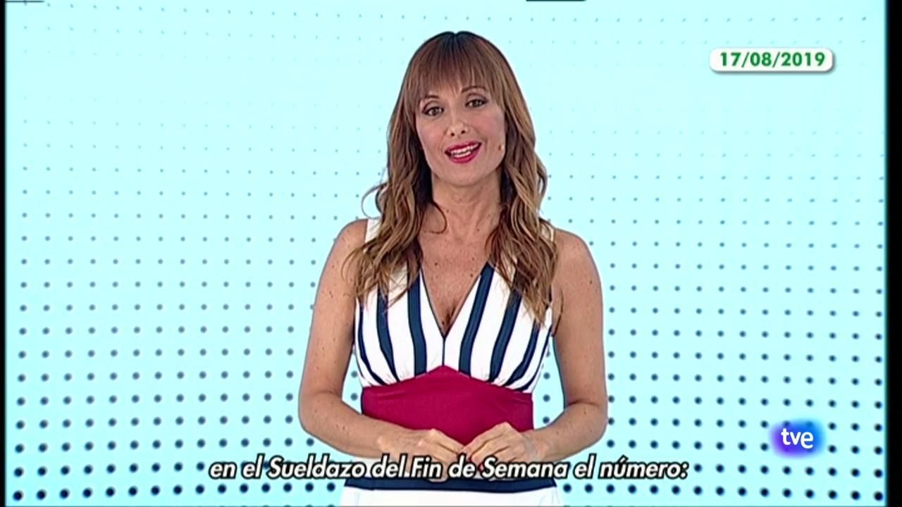 Sorteo ONCE - 17/08/19
