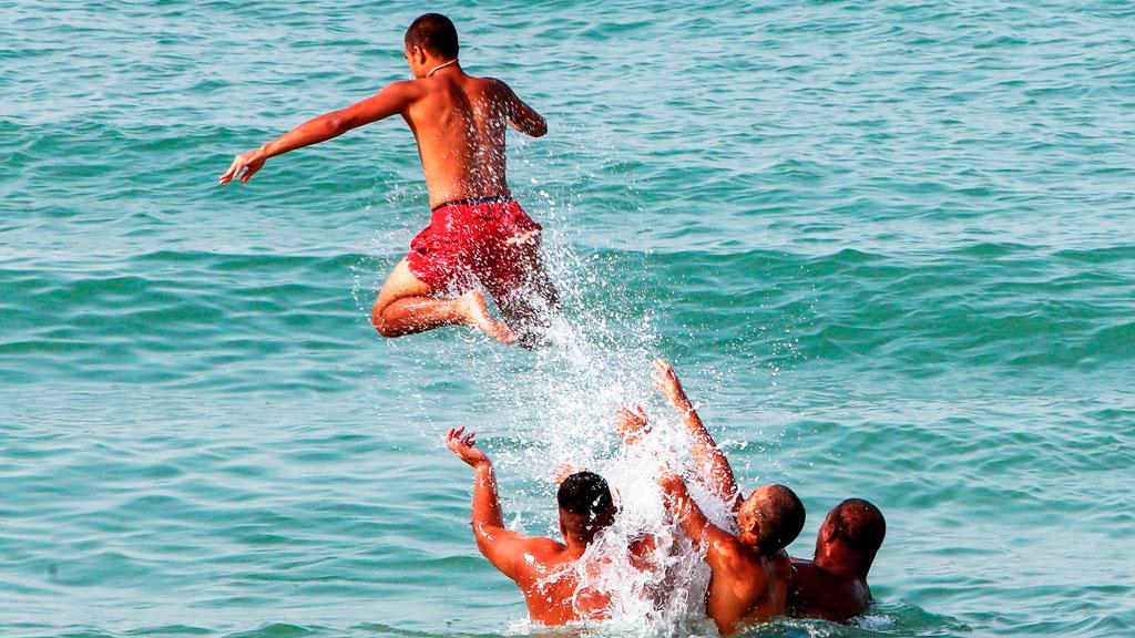 Suben las temperaturas con 34-38 grados en interior sudeste o Mallorca