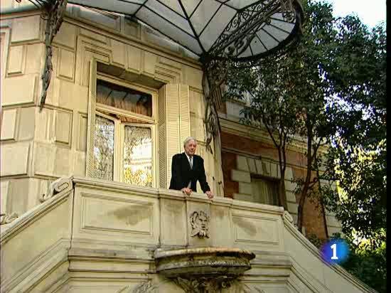 Mario Vargas Llosa presenta en Madrid su nueva novela 'El sueño del celta'