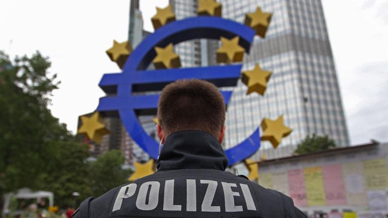 El Banco Central Europeo va a supervisar 128 entidades financieras de la Eurozona