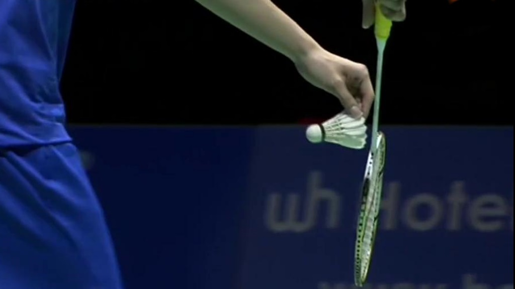 Bádminton - 'Swiss Open 2019' Final Individual Masculina