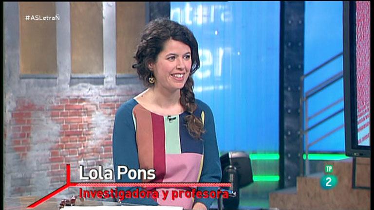 La Aventura del Saber. Taller de español. Lola Pons. La letra 'ñ'
