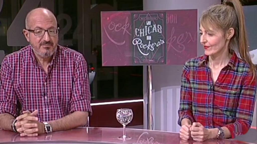 La tarde en 24 horas - Entrevista: Miguel Ángel Bargueño y Amparo Llanos