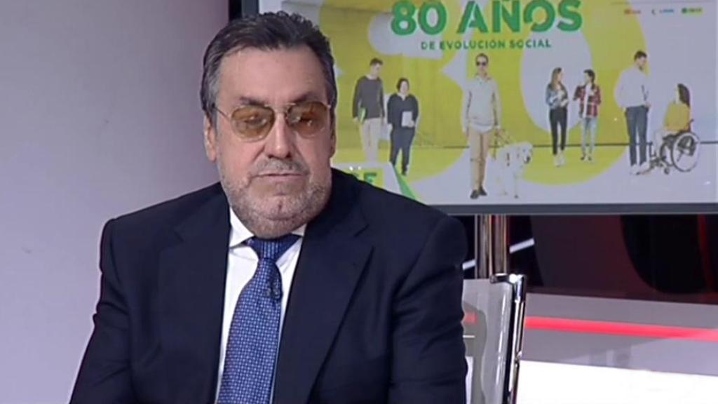 La tarde en 24 horas - Entrevista: Miguel Carballeda, presidente de la ONCE