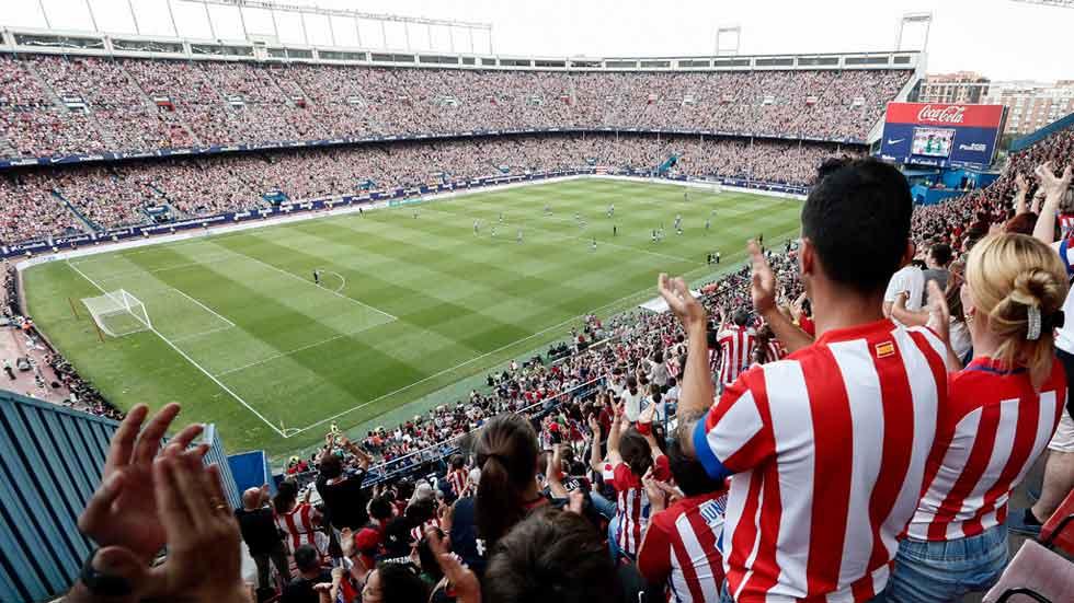 El TAS mantiene la sanción al Atlético y no podrá fichar