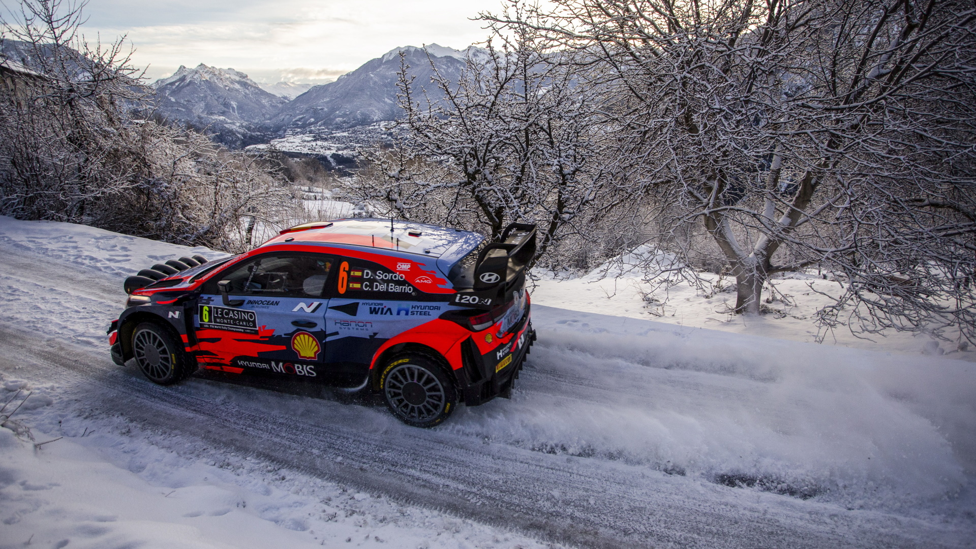 TDP Club Motor: Rally Montecarlo