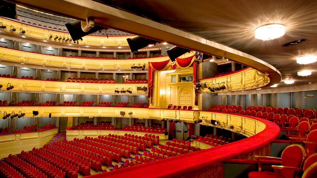 Informe Semanal - Teatro Real al descubierto