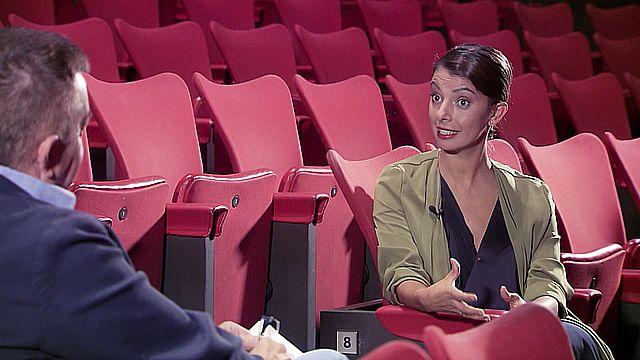 UNED - Los teatros del Canal: diálogo entre Natalia Álvarez, directora, y José Romera Castillo - 25/01/19
