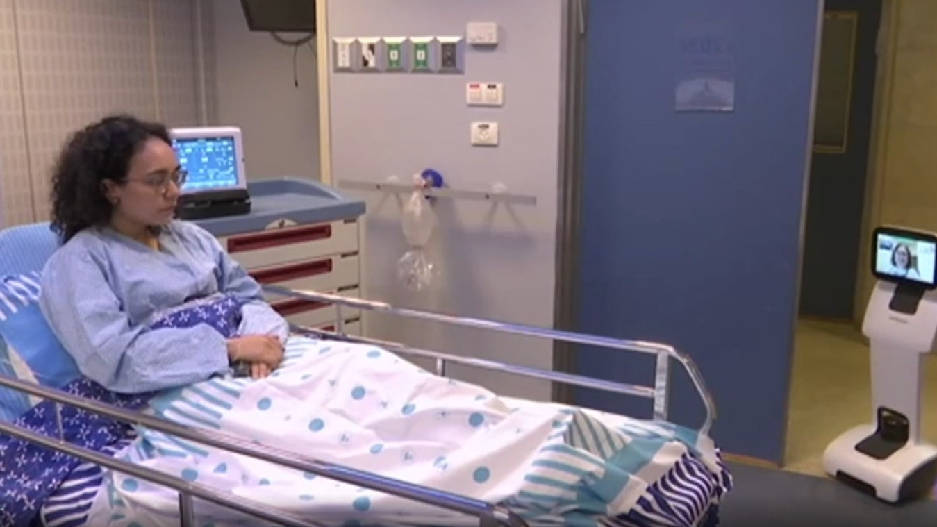 Tecnología para afrontar la pandemia del coronavirus en Israel
