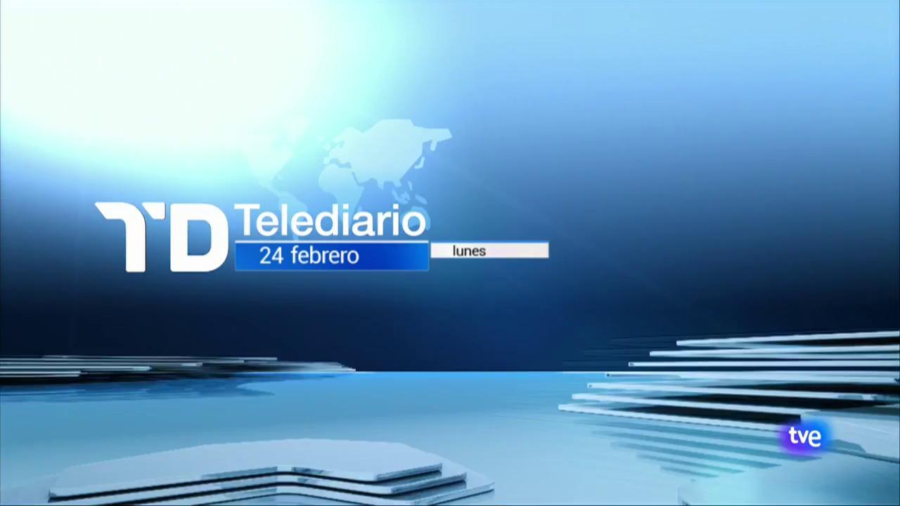 Telediario Matinal en 4' - 24/02/2020