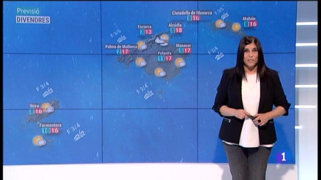 El temps a les Illes Balears - 07/02/19