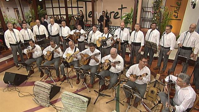 Tenderete - 17/02/2019 con Los Granjeros y varias solistas.