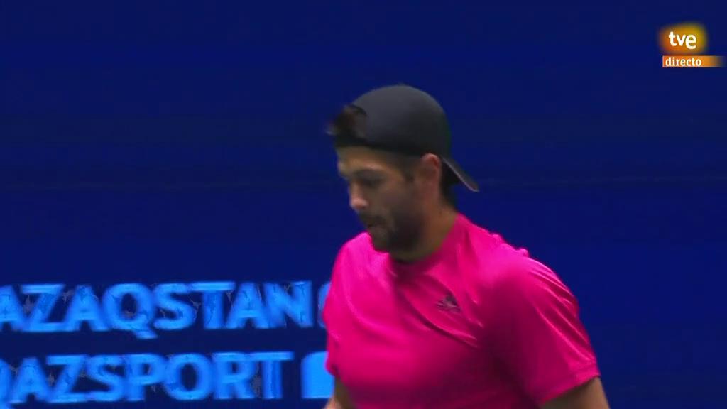ATP 250 Torneo Astaná: Verdasco - Millman