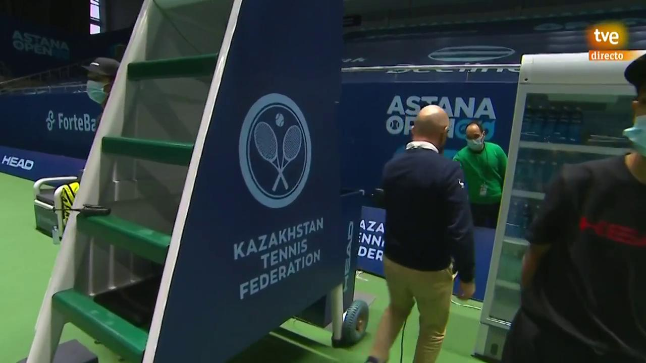 ATP 250 Torneo Astaná: Tiafoe - Kecmanovic