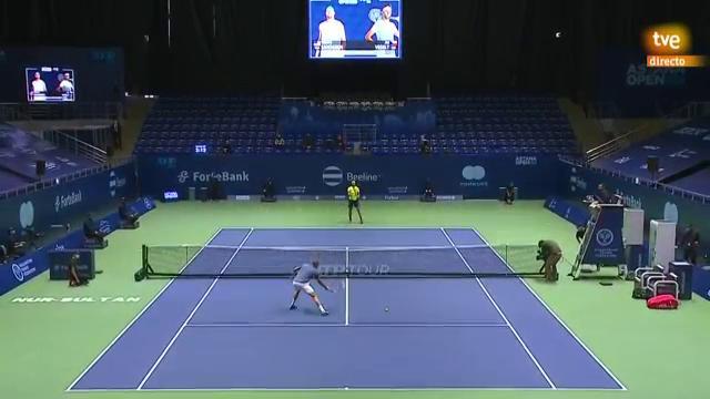 ATP 250 Torneo Astaná: Sandgren - Veselý