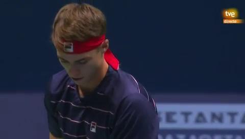 ATP 250 Torneo Astaná: Skatov - Ruusuvuori