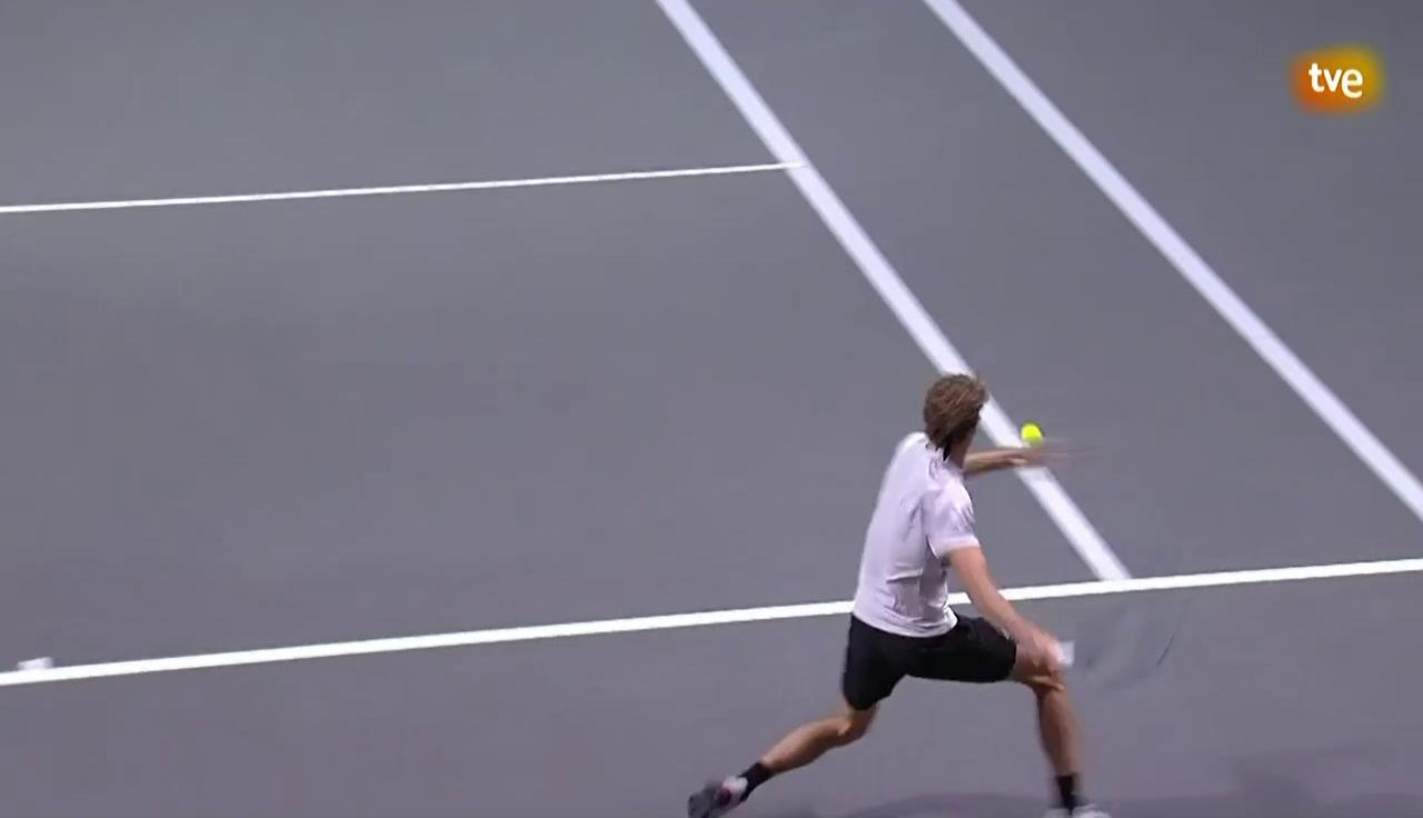 ATP 250 Torneo Colonia (II). 1/4 final: Zverev - Mannarino