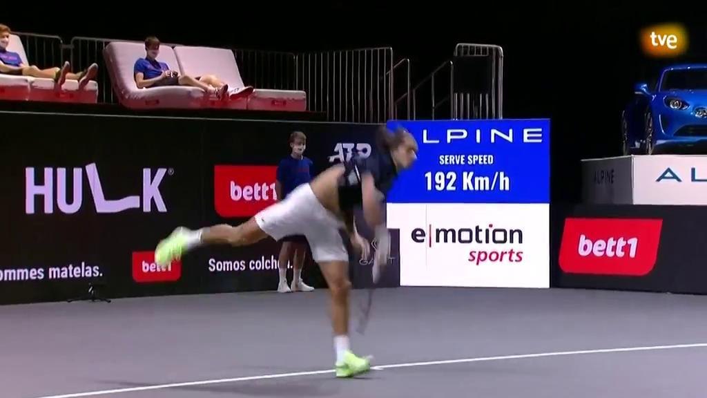 ATP 250 Torneo Colonia (II): Herbert - Sinner