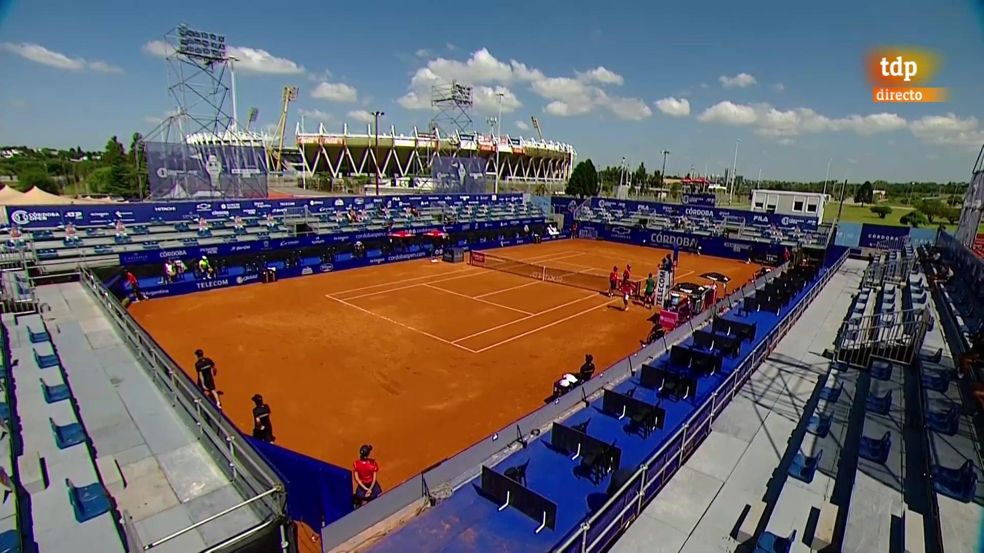 ATP 250 Torneo Córdoba: Monteiro - Carballés Baena