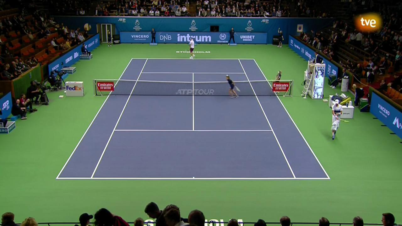 ATP 250 Torneo Estocolmo: Sam Querrey - Grigor Dimitrov