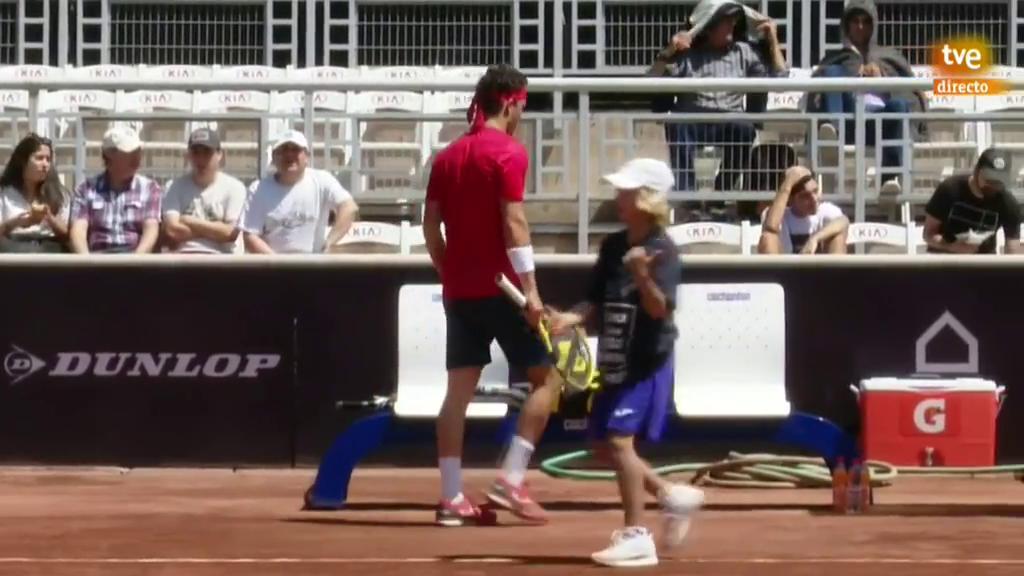 ATP 250 Torneo Santiago: M. Cecchinato - H. Dellien