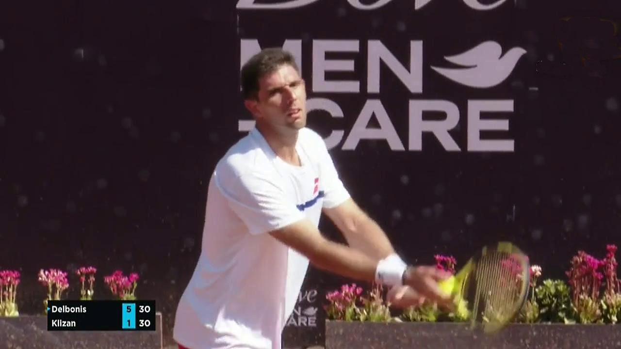 ATP 250 Torneo Santiago: F. Delbonis - M. Klizan