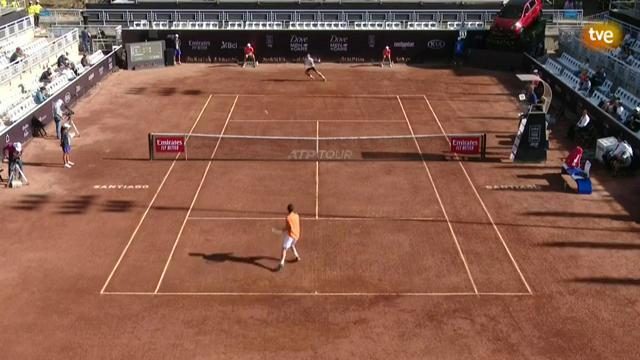 ATP 250 Torneo Santiago: F.Coria - J.Londero