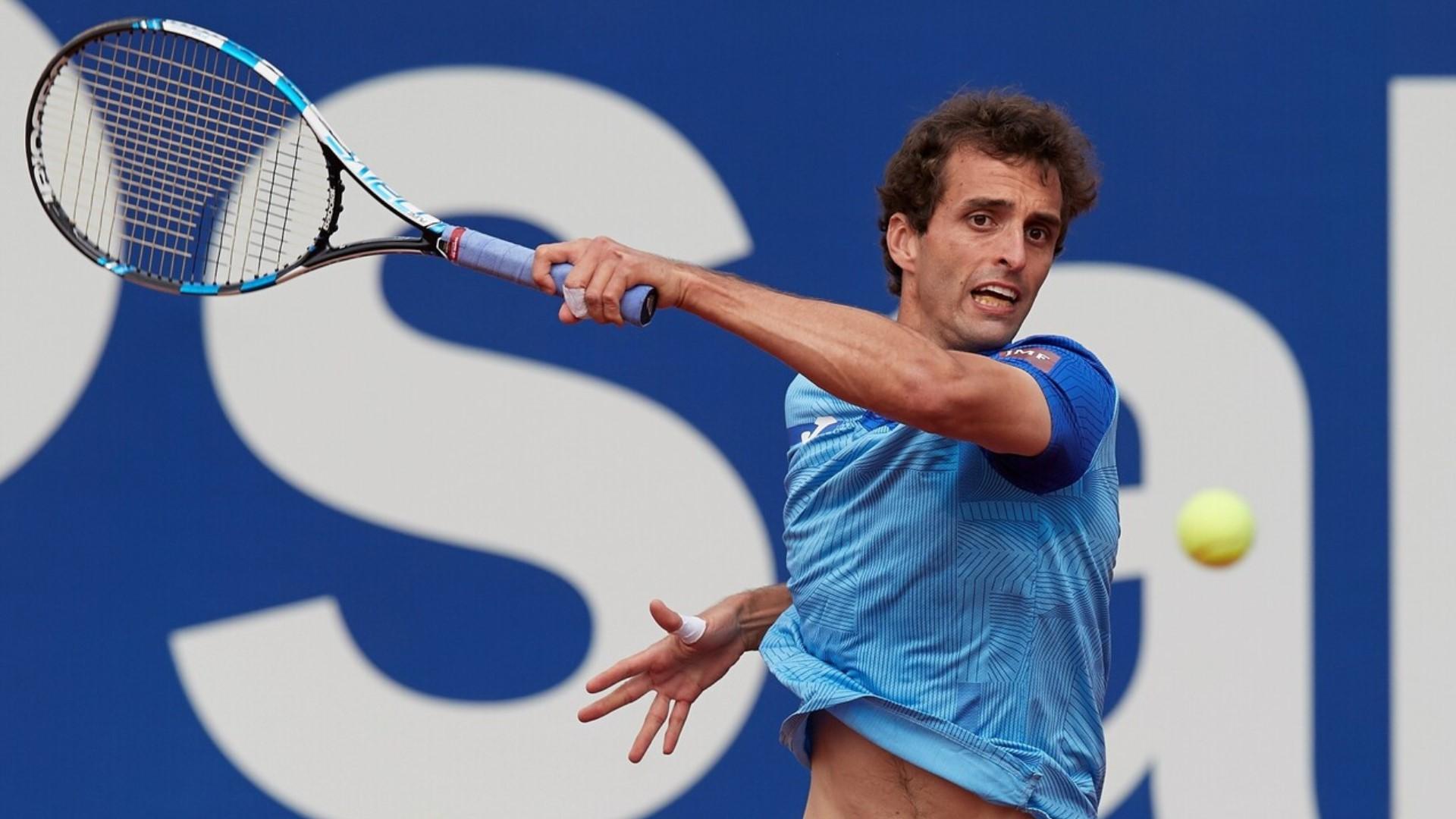 ATP 500 Trofeo Conde de Godó. 1º:  Ramos-Vinolas - Rublev